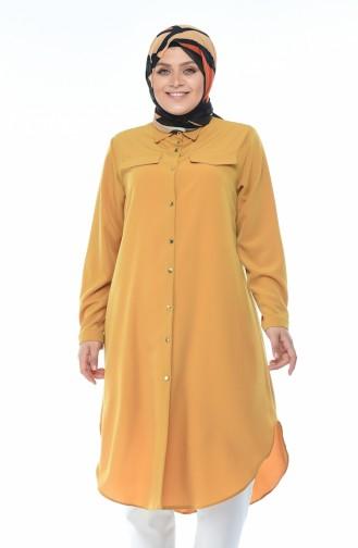 Mustard Tunic 5361-08