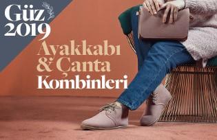 Ayakkabı ve Çanta Kombinleri
