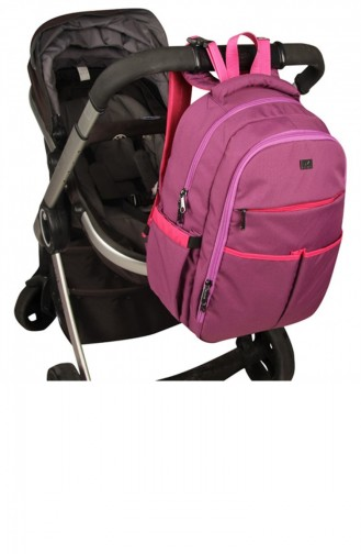 حقيبة رعاية الطفل أسود 9303 Siyah Gri
