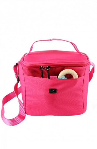 حقيبة رعاية الطفل Renkli 9311 Fuşya