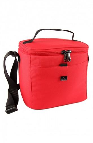 Renkli Baby Pflegetasche 9311 Kırmızı