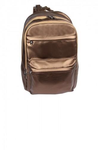 Renkli Baby Care Bag 9351 Bronz