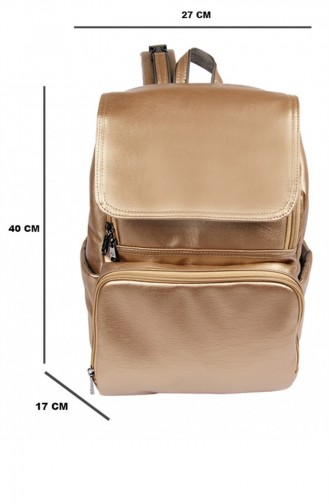 Renkli Baby Pflegetasche 9352 Gold
