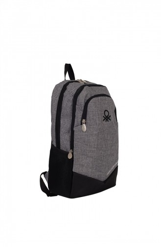 Gray Back Pack 1247589005314