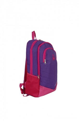 حقيبة ظهر أرجواني 1247589005315