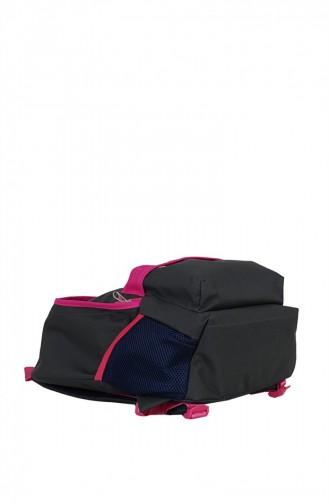 حقيبة ظهر أسود فاتح 1247589005318