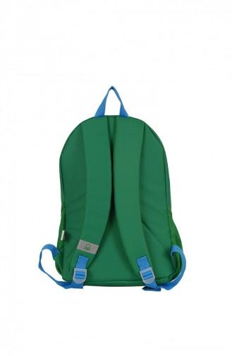حقيبة ظهر أخضر حشيشي 1247589005319