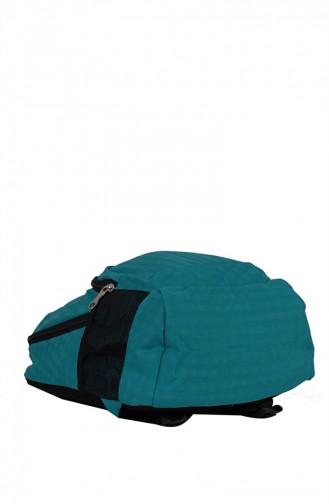 حقيبة ظهر تركواز 1247589005189