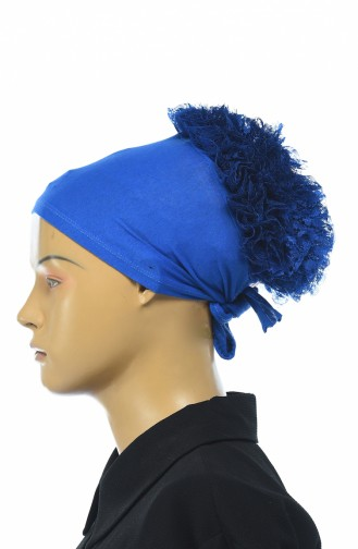 Saks-Blau Bonnet 7001-08