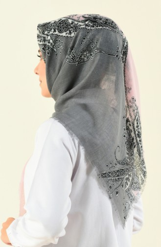 Gray Scarf 2362-15