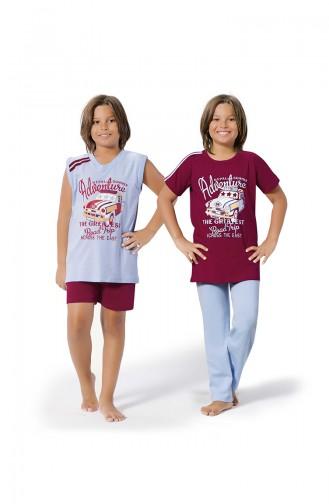 ملابس نوم للأطفال كرزي 8072