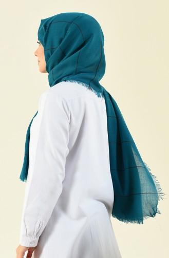 Oil Blue Sjaal 901530-20