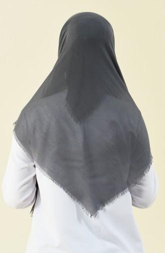 شال أسود فاتح 4523-15