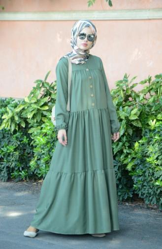 Green Dress 8005-07