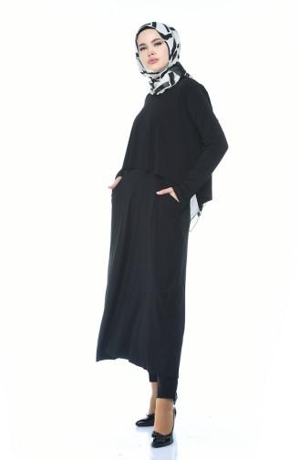 Black Tunic 4551-01