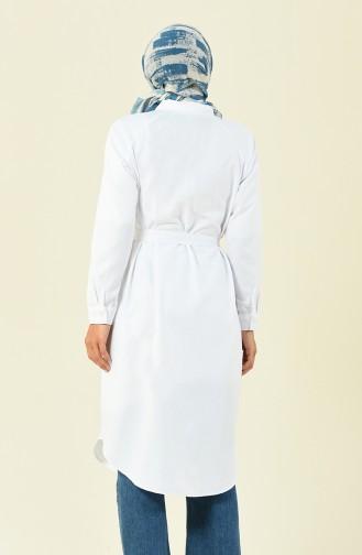 White Tuniek 6245-02