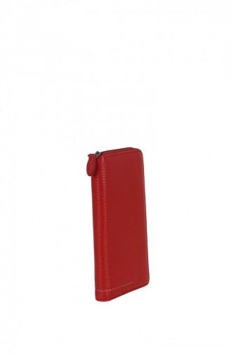 محفظة نقود أحمر 1247589005390