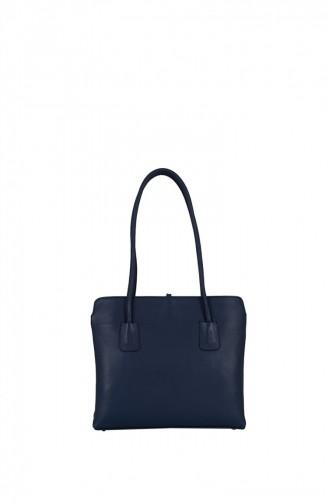Navy Blue Shoulder Bag 9999874562546
