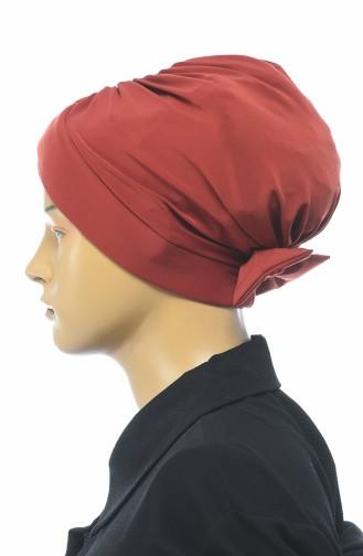 القبعات قرميدي 0023-23