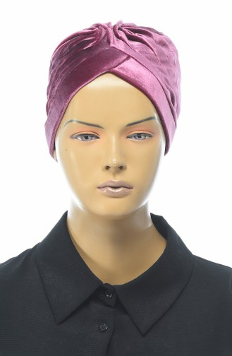 Beige-Rose Bonnet 0038-04