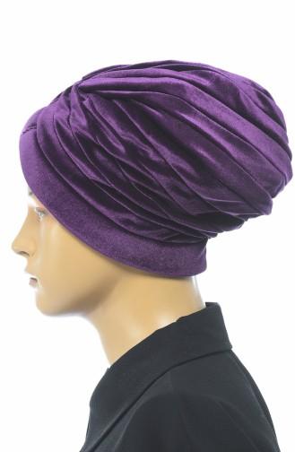 Purple Bonnet 0038-08