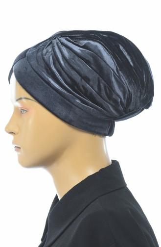 Light Black Bonnet 0038-13