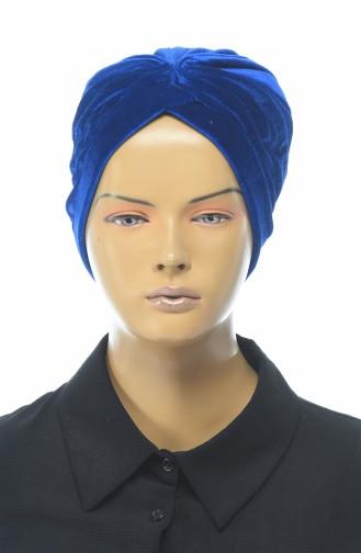 Saks-Blau Bonnet 0038-15