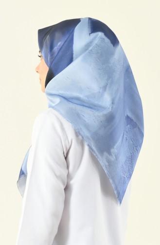 وشاح أزرق فاتح 95296-10