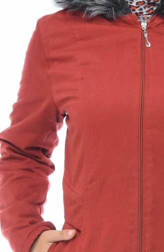 Tile Long Coat 2016-02