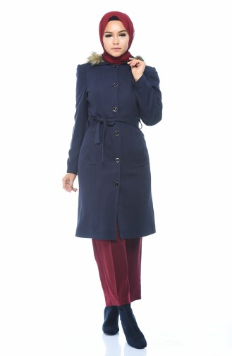 Navy Blue Cape 9002-01