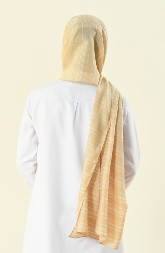 Light Beige Shawl 2361-02