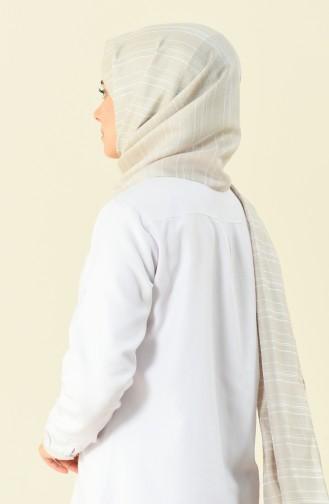 شال رمادي فاتح 2361-06
