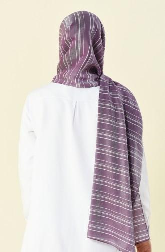 شال الأرجواني الفاتح 2361-14