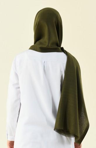 Khaki Schal 13109-01