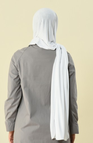Châle 13112-10 Blanc 13112-10