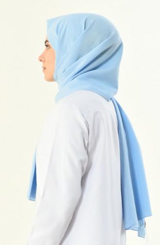 Châle Bleu Bébé 0004-15
