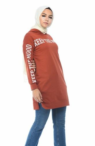 Tile Sweat shirt 19074-02