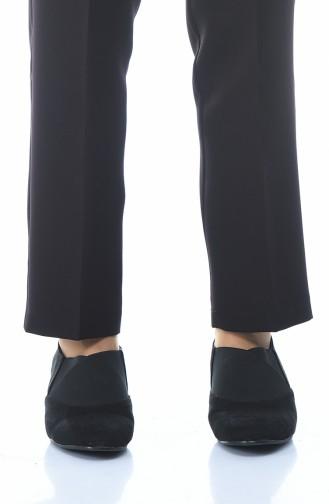 Black High Heels 0611K-01