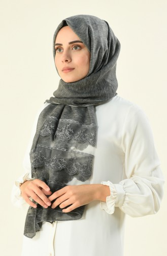 Gray Sjaal 1011-11