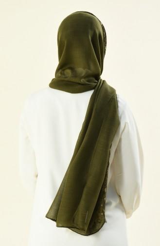 Khaki Sjaal 1014-10