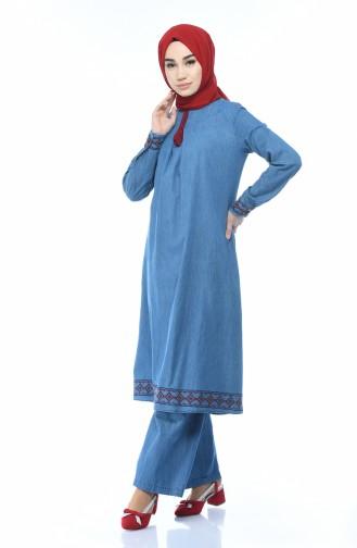 Jeans Blue Sets 9588-02