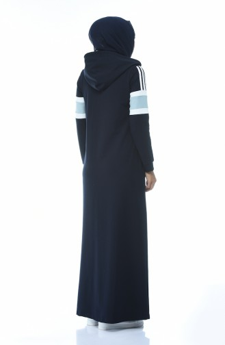 Navy Blue Sweatsuit 9094-03