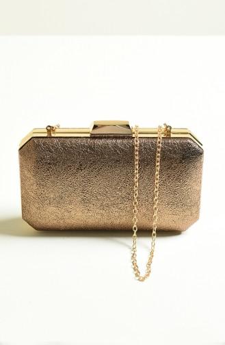 Kupfer Portfolio Handtasche 0277-01