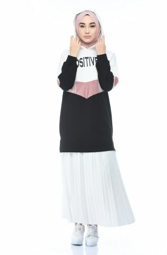 Black Sweat shirt 19086-02