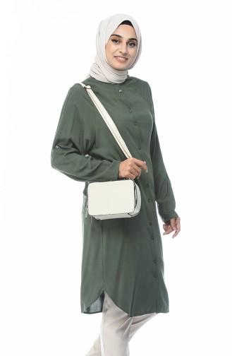 Khaki Tunic 5103-02