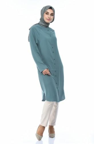 Green Tunic 5130-01