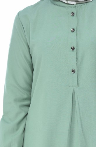 Mint green Tunic 3165-09
