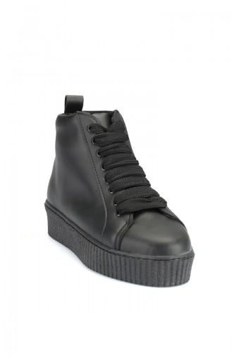 Damen Stiefel 4220 Schwarz 4220