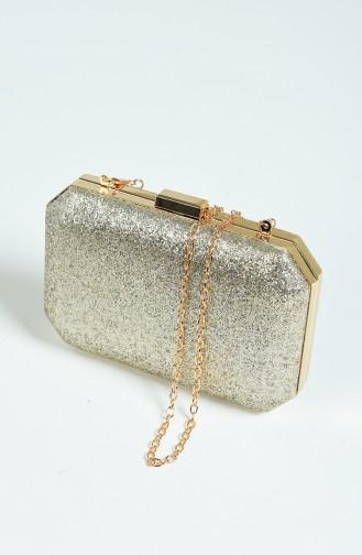 Goldfarbig Portfolio Handtasche 0291-04