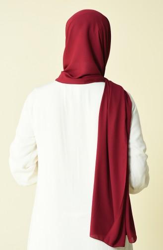 Shawl KARACA SAFIR chirry color 90593-05